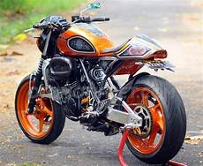 Z250 Modif by Foto Modifikasi Kawasaki Z250 Neo Cafe Racer