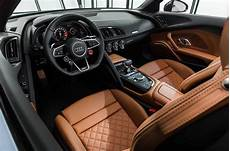 audi r8 interieur 2019 audi r8 revealed with tweaked design and more power