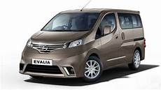 nissan evalia gebraucht nissan evalia xv price features car specifications