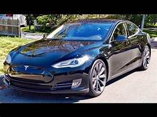 2014 Tesla Model S P85 Review And Test Drive