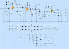 electric guitar lifier prelifier electronics projects circuits