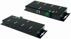 exsys ex1183hmvs usb 3 0 hub 4 port 1 5a strom pro port