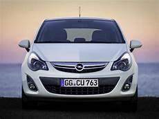 Opel Corsa D Facelift 3 Door Technische Daten Und