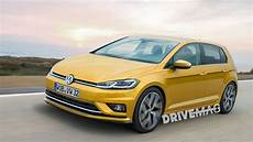 Vw Golf 8 2019 - vw golf mk 8 rendering can t be far actual model due