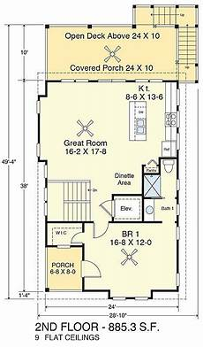 inverted beach house plans lydia ann s beach house beach house floor plans house