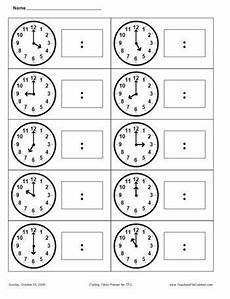 printable telling time worksheets for kindergarten 3587 telling time actividades de matematicas actividades escolares aprender la hora