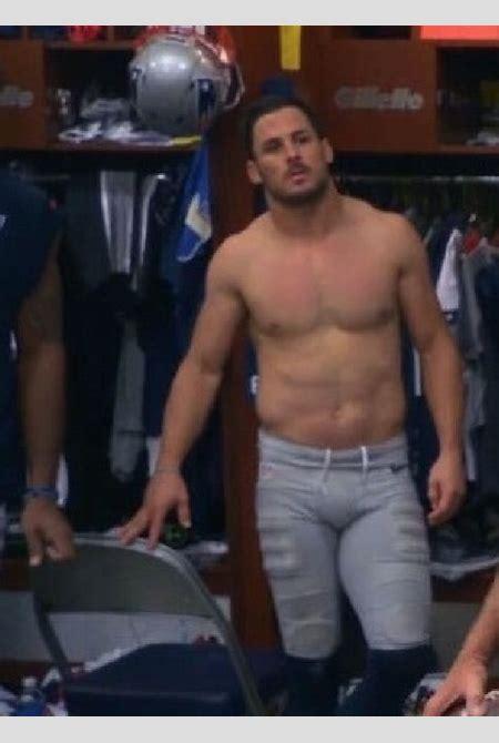 my new plaid pants: Gratuitous Danny Amendola