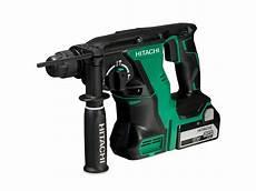 hitachi dh18dbl sds brushless hammer drill