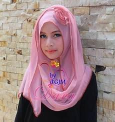 Model Jilbab Pashmina Langsung Pakai Terbaru Model Jilbab