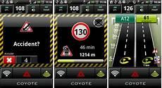 waze avec radar apk icoyote disponible gratuitement sur l android market