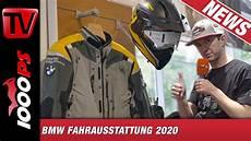 bmw motorrad bekleidung 2020 220 berblick neuheiten