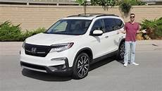 2020 honda pilot 2020 honda pilot elite awd test drive review