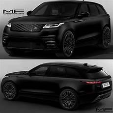 Range Rover Velar Black Most Wanted Rides