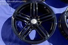 2014 Audi Q7 21 Quot Oem Factory Wheels S Line Speedline Black