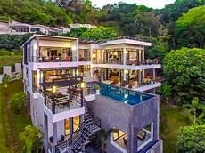 three spectacular thai villas grand villa luxury time phuket تايلاند شاطئ بانغ تاو