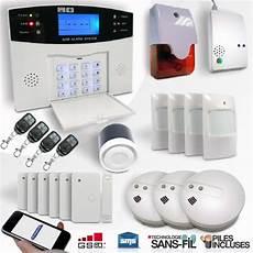 alarme maison sans fil et filaire ematronic al01 ultimate