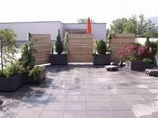 Sichtschutz F 252 R Dachterrasse