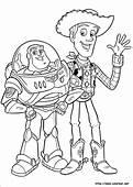 Im&225genes Para Pintar De Toy Story  Colorear