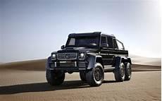 Mercedes G 6x6 Brabus - brabus b63s 700 6x6 based on mercedes g glass news