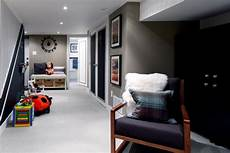 basement family room with chalk paint for creativity hgtv