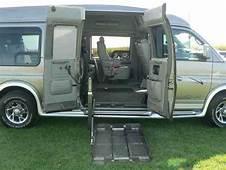 Find Used 2006 GMC Savana 2500 Ext Wheelchair Handicap