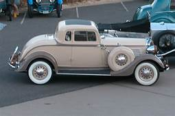 1934 Chrysler Coupe Gallery