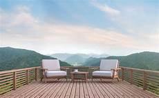 terrasse bauen ein deck auf stelzen terrasse bauen