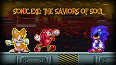 tails and knuckles survived sonic exe the saviors of soul demo youtube