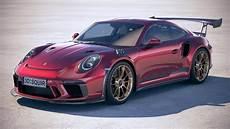porsche 911 gt3 rs 3d model porsche 911 gt3 rs 2019 cgtrader
