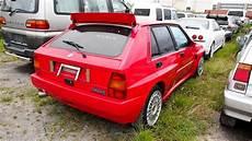 Lancia Delta Hf Integrale - lancia delta hf integrale evo 2 club import
