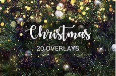 christmas overlays photoshop overlays photo overlays bokeh etsy