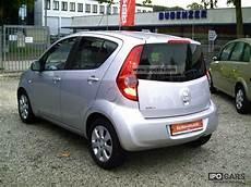 Opel Agila 2009 - 2009 opel agila photos informations articles