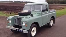 Landrover 88 Serie 2a 1970