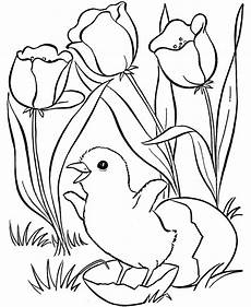spring coloring pages best coloring pages for kids