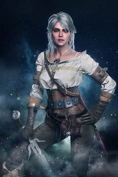 Ciri The Witcher - another image of ciri from the witcher 3 you like