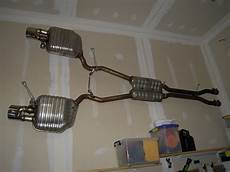 for sale audi b7 rs4 stock exhaust cat back audi audi for the a4 s4 tt a3