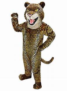 Jaguar Mascot fierce jaguar mascot maskworld