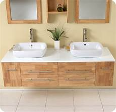 59 Quot Bellezza Vessel Sink Vanity Wood
