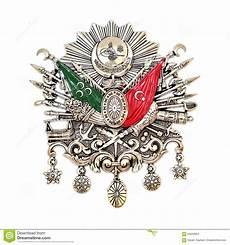 turco ottomano emblema dell impero ottomano vecchio simbolo turco