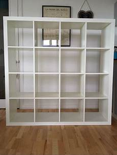 Ikea Expedit 4x4 Shelves In White Also Called Kallax In