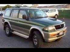 where to buy car manuals 1997 mitsubishi challenger interior lighting 1997 mitsubishi challenger 2 8tdi 1 dollar no reserve cash 4 cars sold youtube