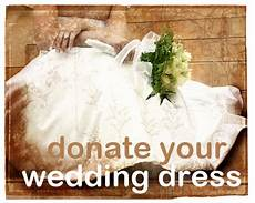 donating wedding gowns reader question where can i donate my wedding dress