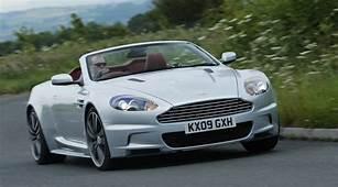 Aston Martin DBS Volante 2009 Review  CAR Magazine