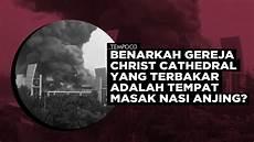 Cek Fakta Benarkah Gereja Cathedral Yang Terbakar