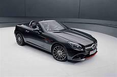 Mercedes Slc Gains Redart Edition Motor Trend