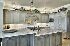 Distressed Kitchen Furniture Distressed Kitchen Cabinets Tips To Achieve This