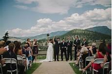 Outdoor Wedding Kelowna unique vancouver and kelowna wedding venues ceremony