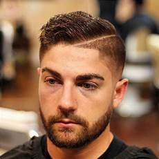 coiffure homme trait