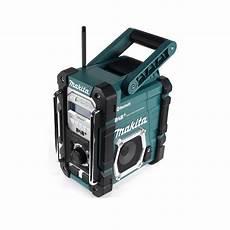 makita dmr 112 digital baustellen radio bluetooth dab