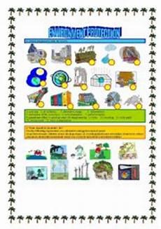 nature protection worksheets 15140 environment protection esl worksheet by veronika74